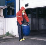 Chemical Protective Overalls Workstar Flexothane  Dräger