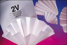 GE Healthcare  Folded Filters, Qualitative, Grade 597 ½