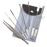 Spatula set, 7 pcs.