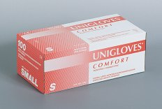 Unigloves  Latex-Handschuhe Comfort