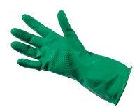 Chemical protection gloves EKASTU, nitrile perbunan
