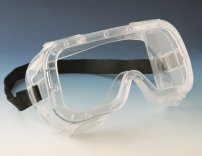 EKASTU Safety  Full View Goggles CLARO Clear
