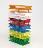 Test tube racks, Polyketone, Nalgene