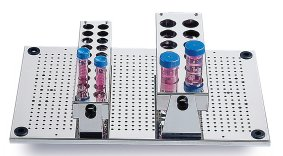 GFL  Test Tube Racks for Shaking Water Baths 1083, 1086 and 1092