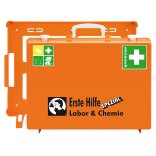 SÖHNGEN®  First-Aid Kit Workplace Special  Laboratory & Chemistry