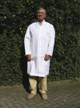 Men's laboratory coats
