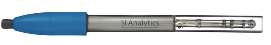 SI Analytics®  ScienceLine Conductivity Measurement Cells with Fixed Cable, Glass Shaft