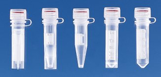BRAND  Microcentrifuge Tubes with Screw Caps, Graduated