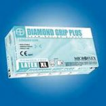 Disposable Examination Gloves Diamond Grip Plus™