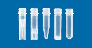 BRAND  Microcentrifuge Tubes without Tamper-Evident Screw Cap, Non-Sterile