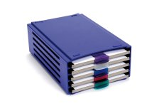 Heathrow Scientific  Rack for Microscope Slides Folders