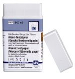 MACHEREY-NAGEL  Arsenic Test Papers (Mercury Bromide Papers)