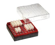 ratiolab®  Cryo Boxes with Grids for Cryo Tubes 1.2 to 2 ml