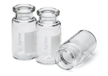 Headspace vials with beaded rim - certified