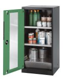 asecos®  Safety Cabinets for Chemicals and Toxic Materials