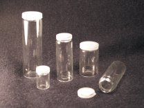 Resch  Vials with Rolled Rim