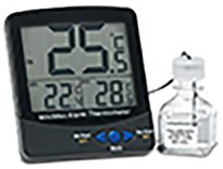 Ludwig Schneider  Exact-Temp Thermometers with Organic Filling