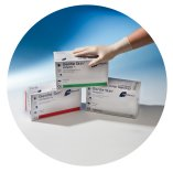 Meditrade®  Disposable Examination Gloves GENTLE SKIN® compact