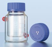 DWK Life Sciences  Accessories for Double Walled Wide Mouth Bottles GLS 80®