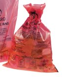 ratiolab® Autoclavable Bags BIOHAZARD Red