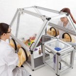 Bohlender  SICCO Glove Box Duo 2 with Transfer Chamber