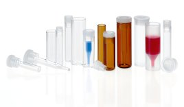La-Pha-Pack®  Flat Bottom Vials
