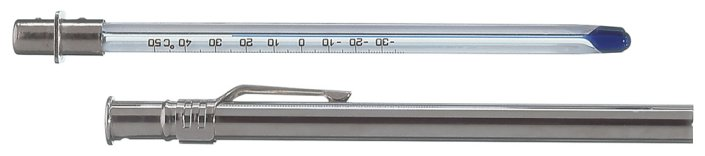 Ludwig Schneider  Pocket Thermometers, Solid Stem