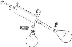 Heidolph  Glassware for Rotary Evaporators Hei-VAP Series