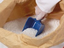 SteriPlast® Scoops for Foodstuffs, Blue and Blue Detectable  Bürkle