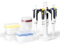 Transferpette S, single-channel air displacement pipettes, starter kits